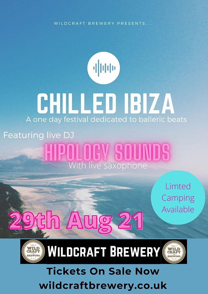 Brewery Sessions - Chilled Ibiza image