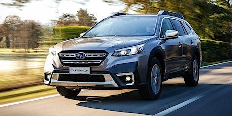 Metti alla prova la Nuova Subaru Outback 2021 - Treviso biglietti