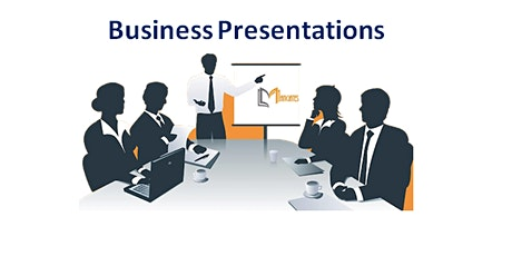 Business Presentations 1 Day Training in Irvine, CA tickets