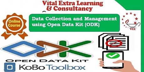 Research Data Collection and Management using Open Data Kit (ODK) tickets