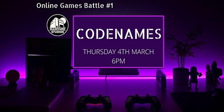 Mainyard Studios Online Games Battle! tickets