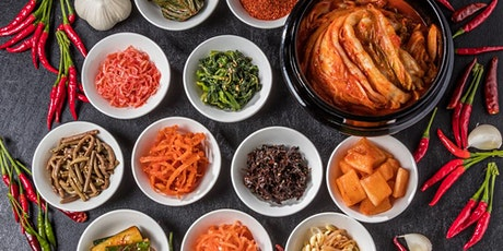 LET'S MAKE TRADITIONAL KOREAN KIMCHI - Session 1 tickets