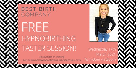 FREE Hypnobirthing Taster Session (North & East London) tickets