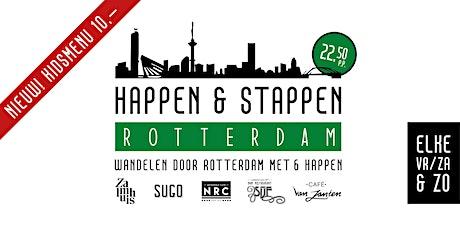 Happen & Stappen Rotterdam tickets