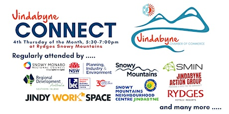 Jindabyne Connect - March 2021 tickets
