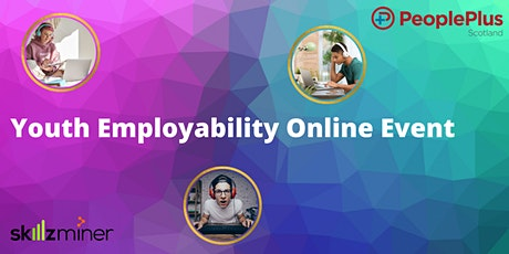 Youth Employability Online Event tickets