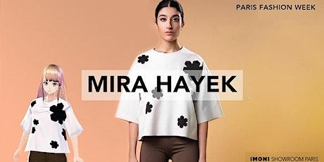 MONI AVATAR  X MIRA HAYEK - PARIS DIGITAL FASHION WEEK Tickets