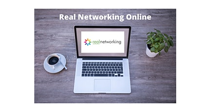 Real Networking Online 6th April (Tuesday) tickets