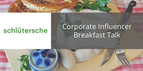 Corporate Influencer Breakfast Tickets