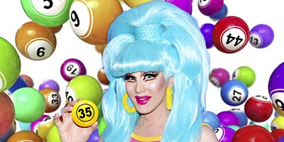 Bingo with Ru Paul's Drag Race Star Charlie Hides