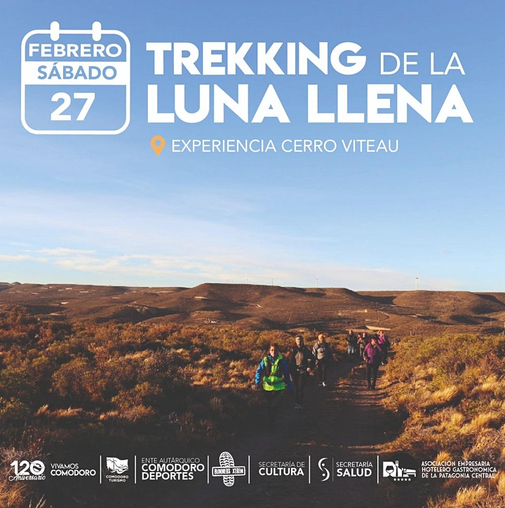 Imagen de 27/02 Trekking de la Luna Llena | Cerro Viteau