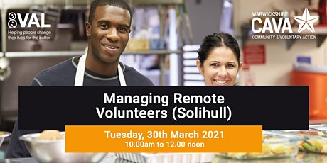 Managing Remote Volunteers tickets