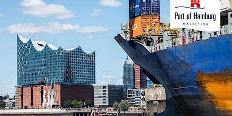 Hafen Hamburg – Handelswege heute und morgen Tickets