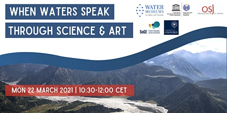 When Waters Speak Through Science and Art tickets