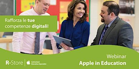 Rafforza le tue competenze digitali  - webinar per insegnanti biglietti
