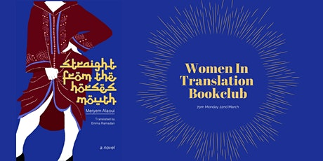 Women in Translation: Straight from the Horse's Mouth tickets