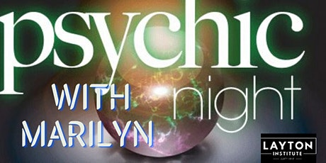 PSYCHIC NIGHT WITH MARILYN tickets