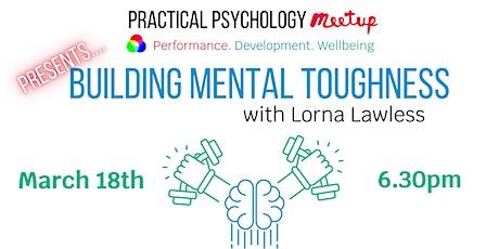 Building Mental Toughness: Free Workshop tickets