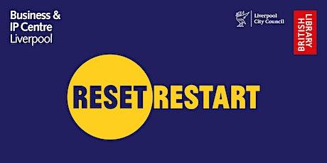 Reset. Restart: Your Business Website tickets