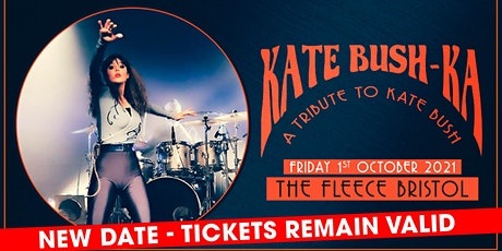 Kate Bush-ka - A Tribute To Kate Bush tickets