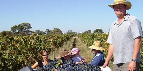 Friends of Valhalla Grape Picking Morning tickets