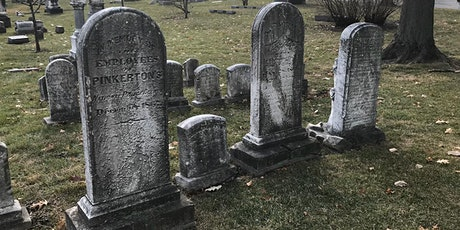 Virtual Tour: True Crime Tales in Chicago Cemeteries tickets