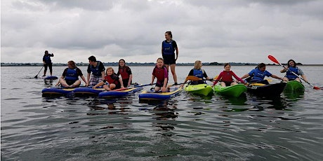 Kids & Teens Stand Up Paddleboard (SUP) & Kayak Experience tickets