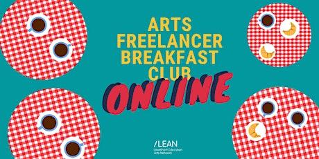 Arts Freelancer Breakfast Club (March) tickets