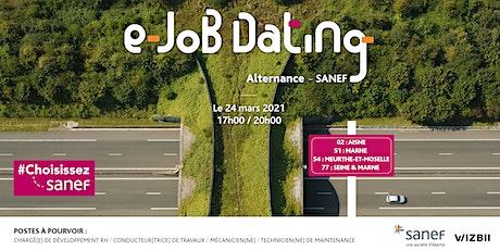 E-Job Dating Alternance : Aisne, la Marne, la Meurthe-et-Moselle & la Seine billets