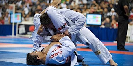 Jiu Jitsu tickets