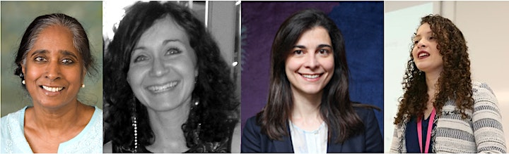 'International perspectives: Celebrating Women in Research' image
