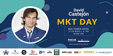 MKT - DAY . David Castejón entradas