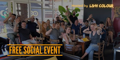 FREE Social Event - Leave Your Comfort Zone Behind tickets