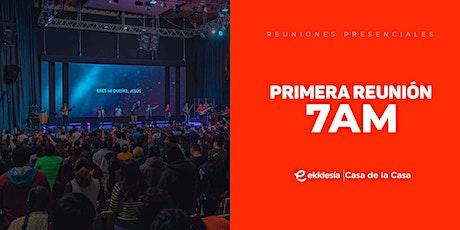 Primera Reunión  | Ekklesía Bolivia tickets