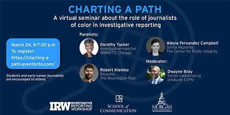 Charting a Path: How to Bring Diverse Approaches to Investigative Projects biglietti