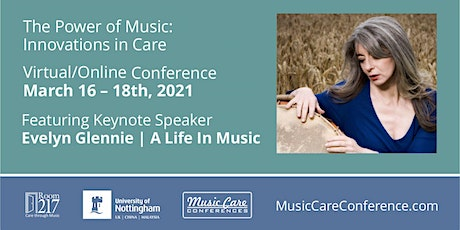 Music Care Conference 2021 March 16 - 18 tickets