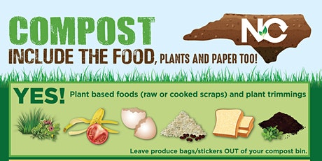 Backyard Composting Basics tickets