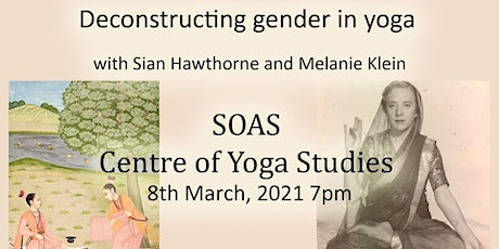 Deconstructing gender in yoga tickets