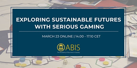 Exploring sustainable futures with serious gaming tickets
