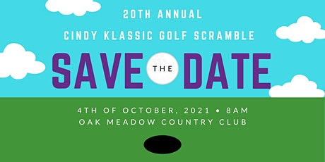 20th Annual Cindy Klassic Golf Scramble tickets