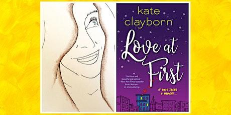 Author Kate Clayborn Virtual Event tickets