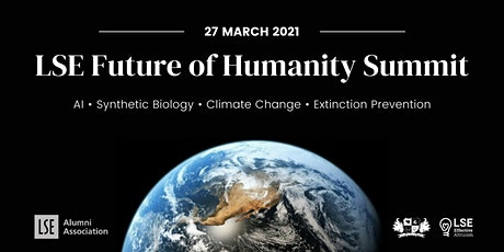 LSE Future of Humanity Summit tickets