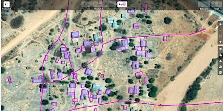 Testování využitelnosti výsledků umělé inteligence pro humanitární mapování tickets