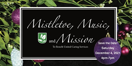 Mistletoe, Music, and Mission tickets