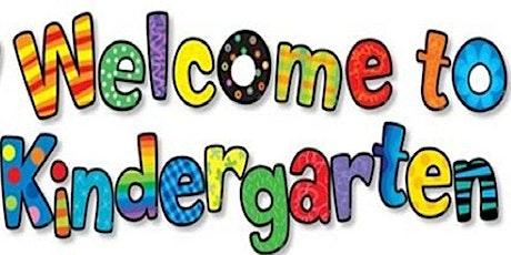 Free Virtual Annual Kindergarten Fair! tickets