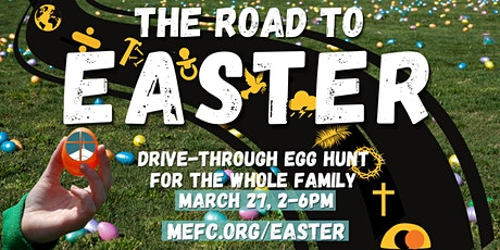 The Road to Easter Drive Through Egg Hunt tickets