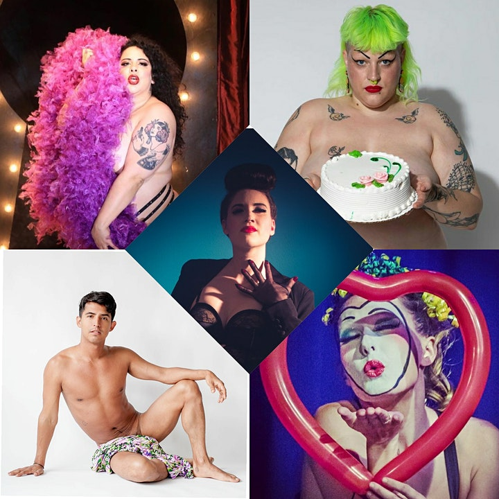 Pandemic Burlesque At Club Cumming image