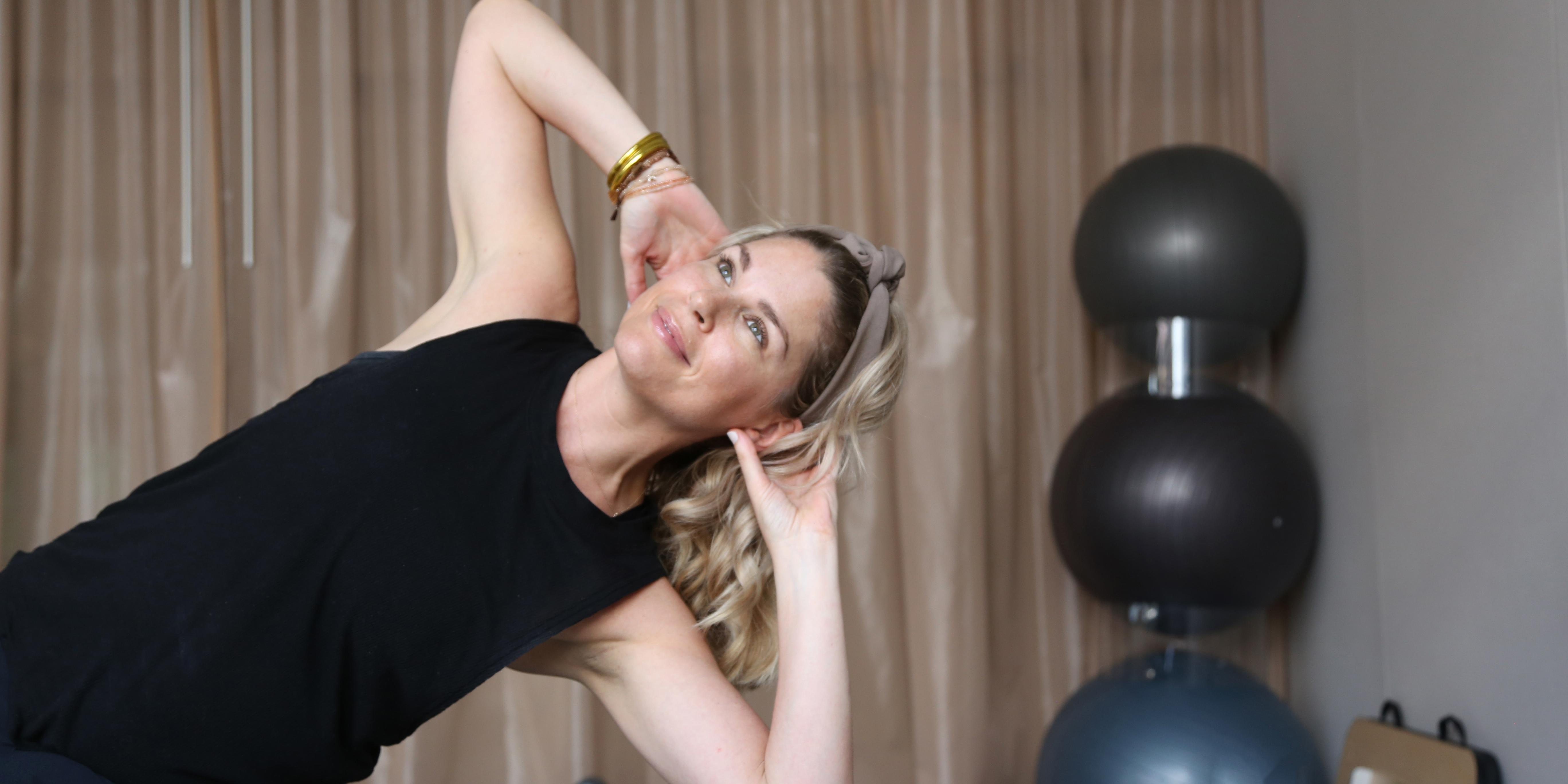 Private Pilates with Diana