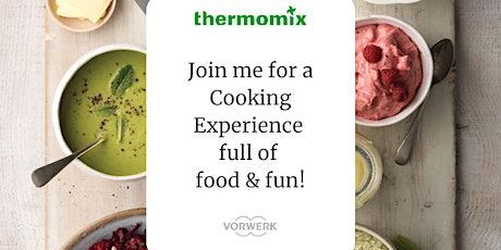 A Taste of Thermomix - Virtual Cooking Experience tickets