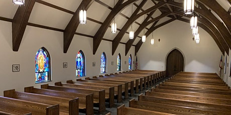 Holy Eucharist (8:00 a.m. in the sanctuary) tickets
